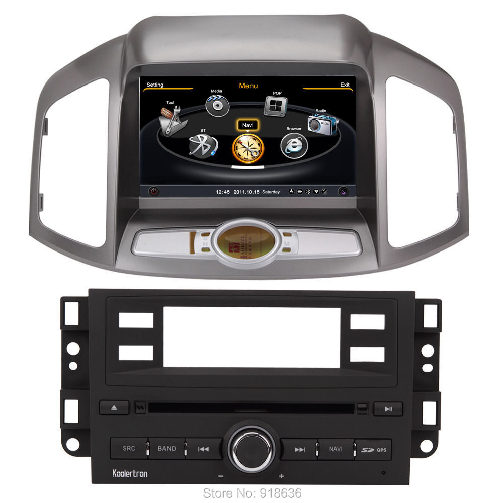 free shipping car stereo gps navigation navi for chevrolet captiva 2012 2013 radio bluetooth. Black Bedroom Furniture Sets. Home Design Ideas