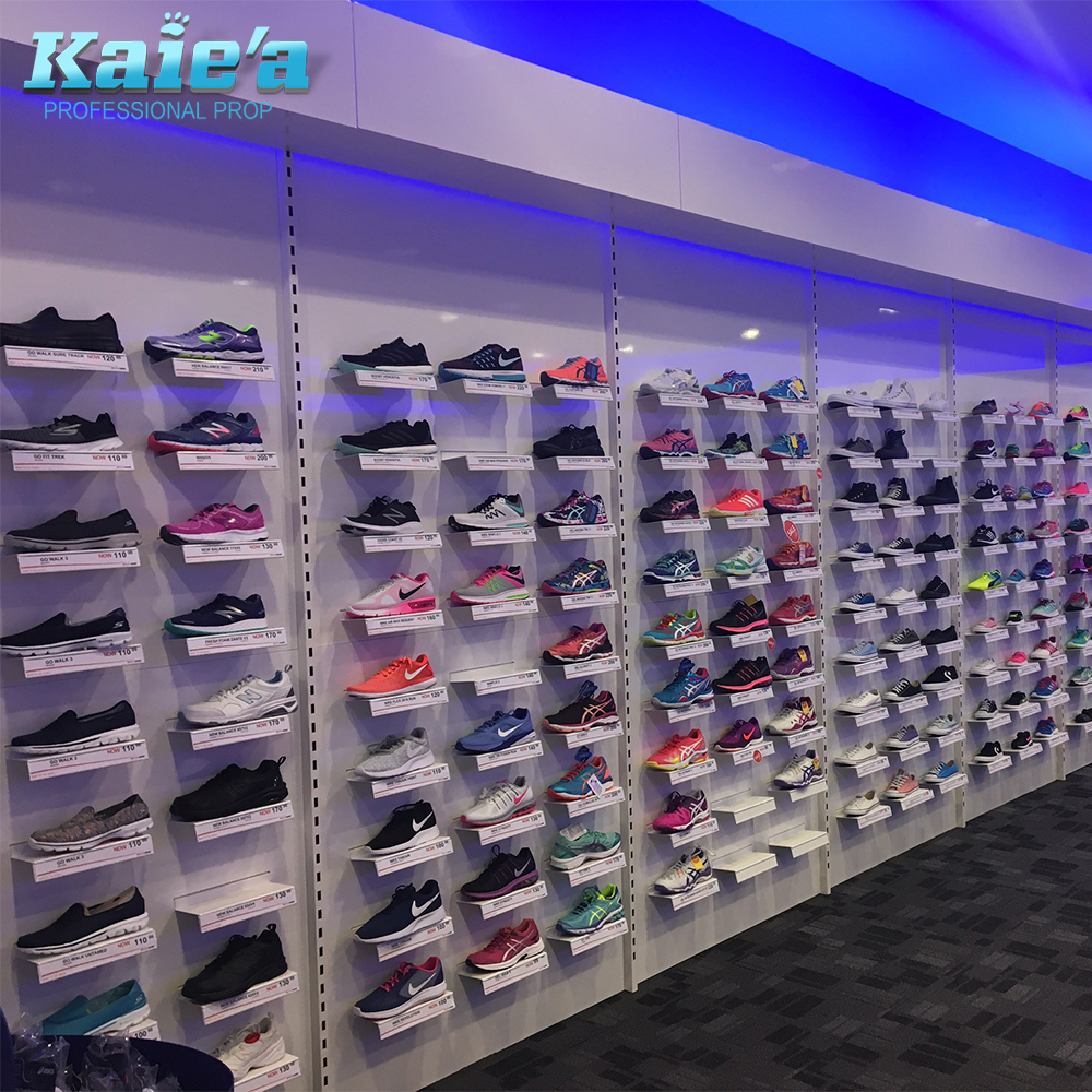 Shoes Display Shelf Shoe