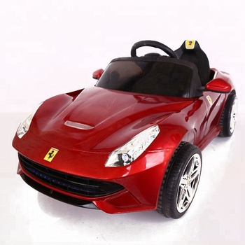 Hebei manufacturer kids electric toy car for baby battery toy car factory price