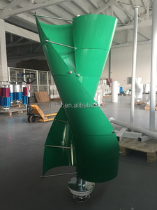 New Low Start Up Wind Speed 300W VAWT Vertical Wind Generator
