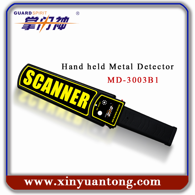 wholesale high sensitivity hand held super scanner metal detector for security inspection
