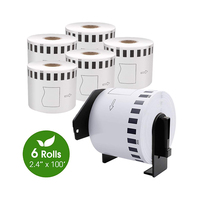 Waterproof Long Lasting Manufacture Self Adhesive Thermal Paper Sticker Roll