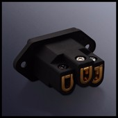pure Copper US AC POWER PLUG