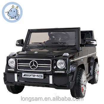License Mercedes Benz 2 Motors Kids Electric Car