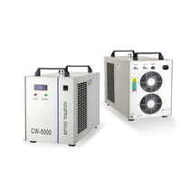 industrial CO2 laser machine cooling system cw5000 water chiller price