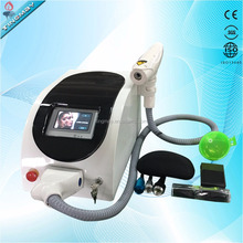 Top Sale tattoo removal laser Scar removal q-switched nd yag tattoo removal laser