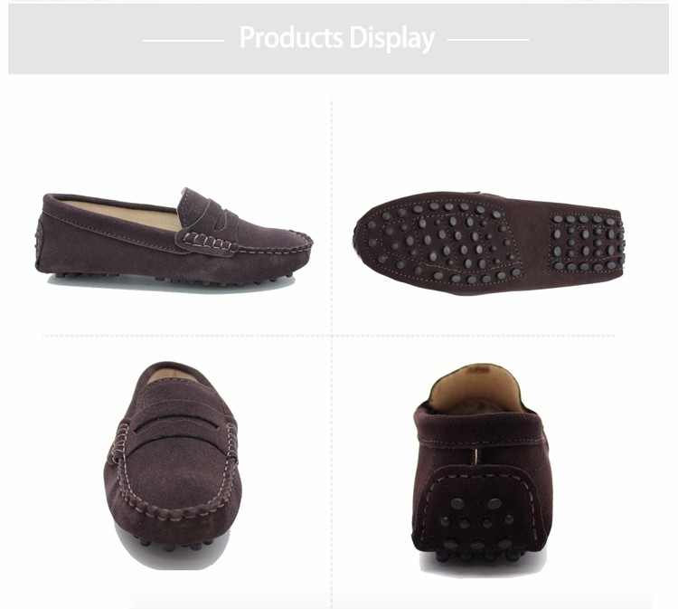 winter leather shoes men