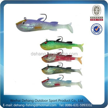 Mdh major soft plastic fishing lures in china shop for Wholesale fishing tackle outlet