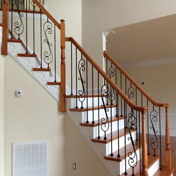 Top Ing Ornamental Staircase Railing Iron