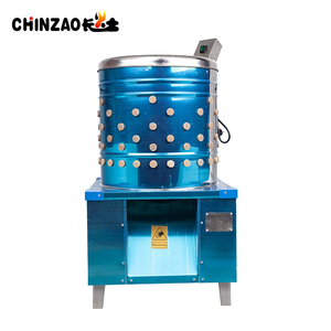 industrial poultry slaughtering production chicken plucking machine quaiil plucking machine