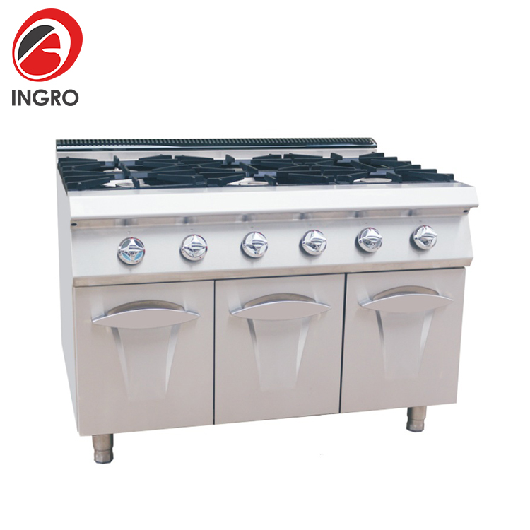 Professional Stainless Steel Apartment Size Stove Gas Range Deals Pressure