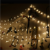 Indoor Children Room Decoration 10M 100 LED Moon Shaped Fairy String Lights Perfect For Xmas Wedding Party Home Decorations