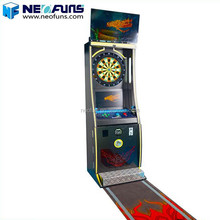 good quality arcade coin operated Funs Dart arcade electronic dart game machine for sales