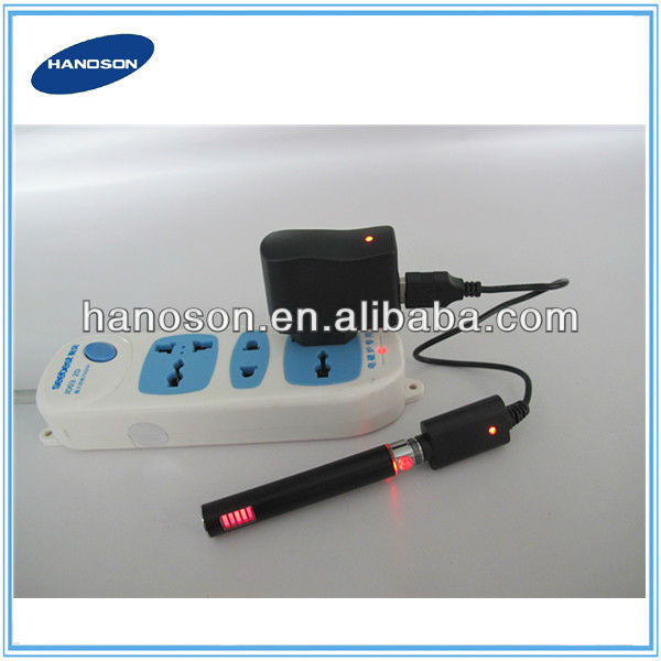 2013 best selling products vv voltage battery ecig with colorful LED display