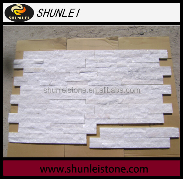 white quartzite Cultured Stone/Natural Stone/ Wall Panel