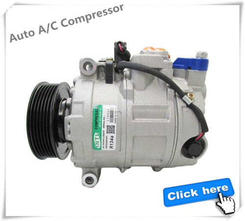 Sanden TRS105 For Land Rover Defender Discovery For Range Rover air conditioning compressor
