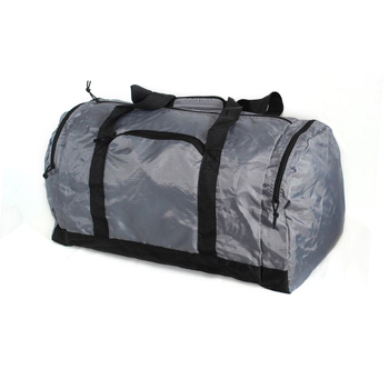 Jumbo Polyester Shoulder Strap Duffel Travel Folding Bag Collapsible Lightweight Gym Holdall Pilot Flight Voyage
