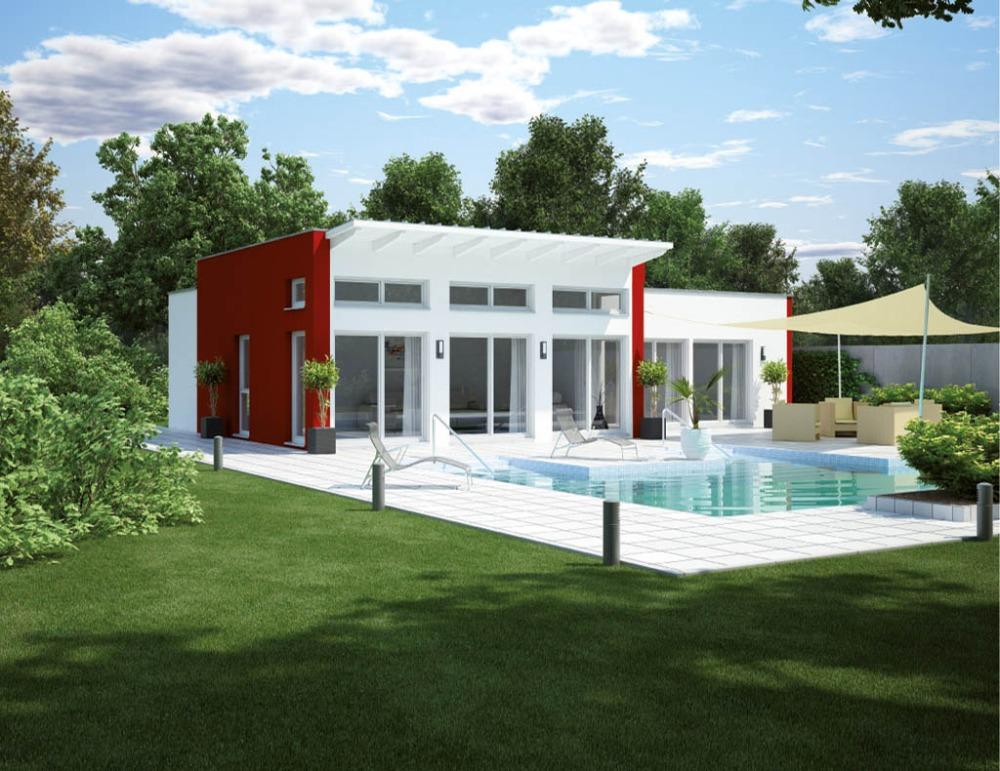 Più nuovo Moderno Contenitore Casa/Prefabbricata Casa Sulla Spiaggia/Lusso