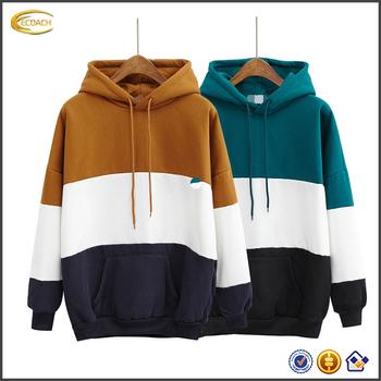 Ecoach autumn winter 80%cotton 20%polyester color block cute plain thick  warm women s 197b51351f