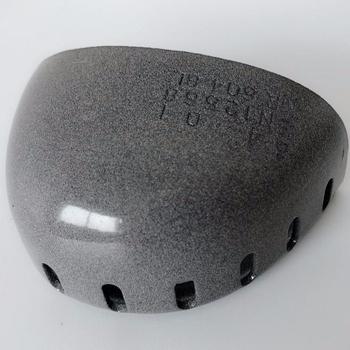 604 removable hole slot steel toe caps