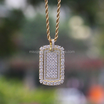 Miss jewelry dog tag hip hop pendant mentanishq diamond pendant miss jewelry dog tag hip hop pendant men tanishq diamond pendant designs aloadofball Images