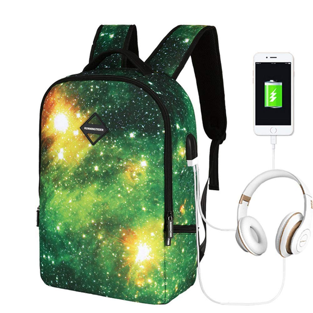 9490504b911 Get Quotations · Travel Laptop Backpack,Miya Anti-Theft Travel Backpack  Business Laptop School Book Bag USB