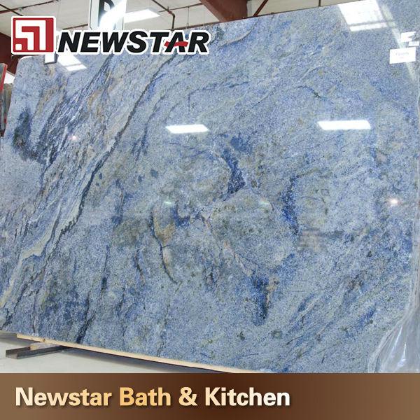 Placas de granito azul bah a granito identificaci n del for Placas de marmol y granito