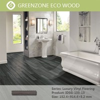 easy and quickly installation interlocking indoor wood vinyl flooring 25
