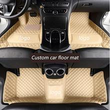 Kalaisike пользовательские автомобильные коврики для Citroen все модели C4-Aircross C4-PICASSO C5 C2 C4 C6 C-Elysee C-Triomphe автомобильные аксессуары(Китай)