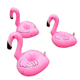 New 1pcs Inflatable Flamingo Drink Cup Holder Float Swimming Pool Water Party Toys