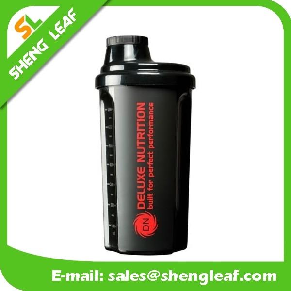 Protein Shaker Logo: Protein Gym Shaker Bottle Custom Logo Activity Sport Drink