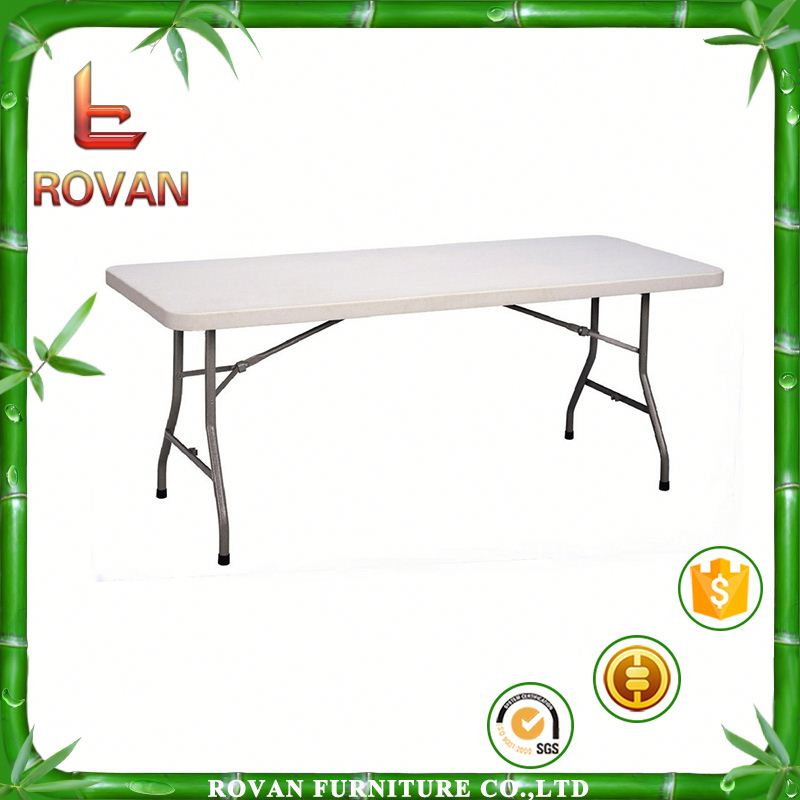 led outdoor/hotel /night club/event/garden table metal folding table