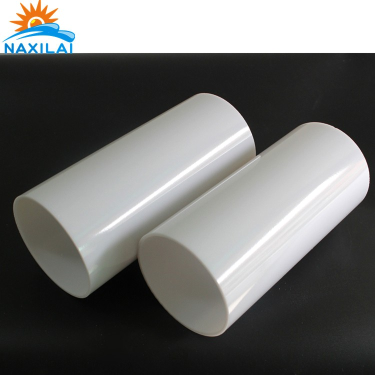 Milky Polycarbonate Tube