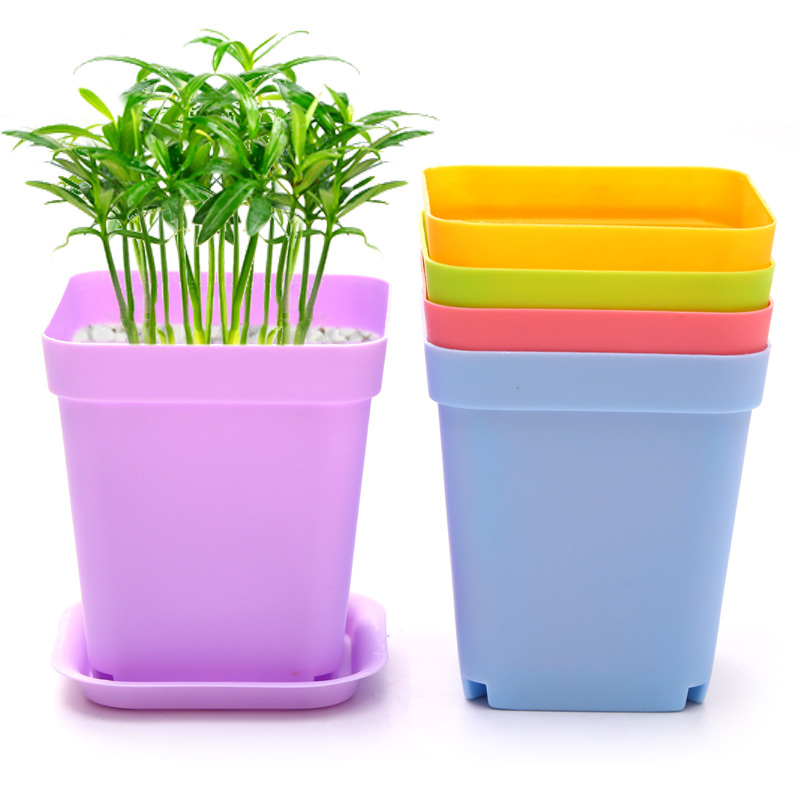Cheap large plastic garden pots cheap find large plastic garden wholesale cheap 12pcs small plastic multi colors garden pots planers succulent desktop flower plant pot workwithnaturefo