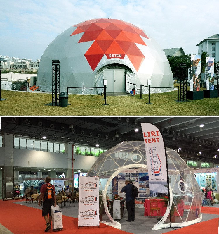 Geodesic Dome Tent for Sale for Big Temporary Events and Functions & Geodesic Dome Tent For Sale For Big Temporary Events And Functions ...