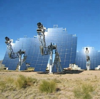 High Reflective Glass Mirror For Concentrated Solar Power