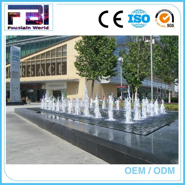 Program Control outdoor water fountain water fountain control system