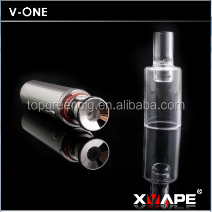 High tech most selling product v-one in alibaba wax e-cigarette ceramic heater donut