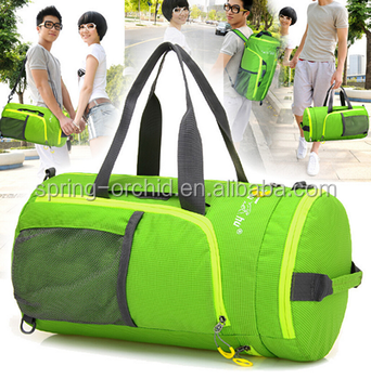 1680D polyester Wholesale factory price Custom large lightweight fashionable travel bag