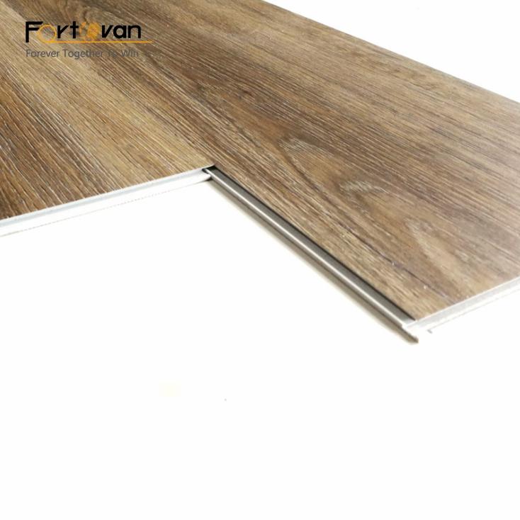 Waterproof Rigid Core Unilin Click Spc Pvc Vinyl Plank