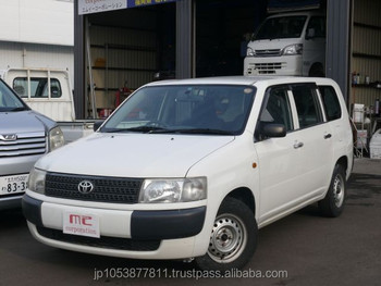 Right Hand Drive And Good Looking Used Toyota Probox Van Used Car ...