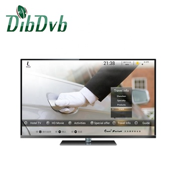 High end Hotel IPTV System with Cloud management server