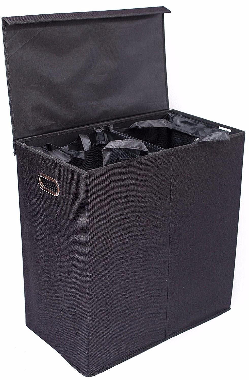 OYUE özelleştirilmiş satış ürünleri katlanabilir çift giysi çamaşırhane sepet