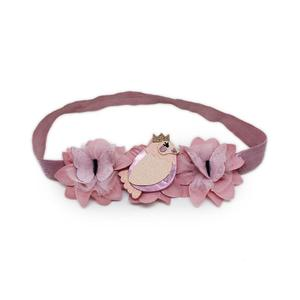 Customizable girls headband / birds butterfly and flowers headbands / girls pretty hair accessories