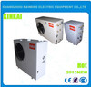 Family use air source split heat pump hot water heaters with R410a