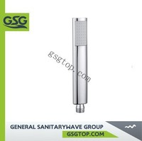 GSG Shower SH117 ABS hand held shower with PVC shower hose made in China