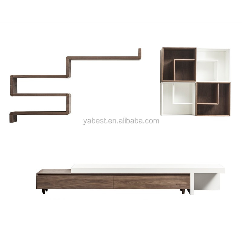 Best Selling High Quality wood wall cabinet/tv unit
