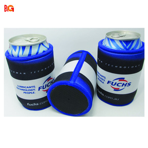 Beer Can Round Base 5MM Neoprene Coolers