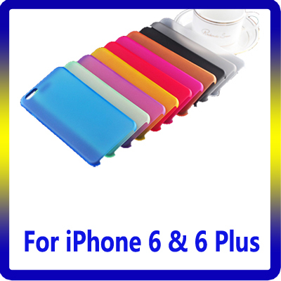 Mobile Phone Ultra-thin 0.3mm Clear Silicone Case For Iphone 6 Cover Case