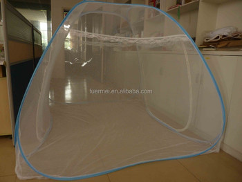 100% polyester home textile pop up tent mosquito net to India & 100% Polyester Home Textile Pop Up Tent Mosquito Net To India ...